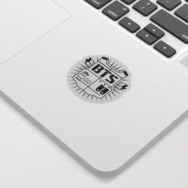 BTS-Army Sticker