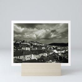 Devon Sky Mini Art Print