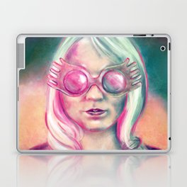 Just As Sane As I Am Laptop & iPad Skin