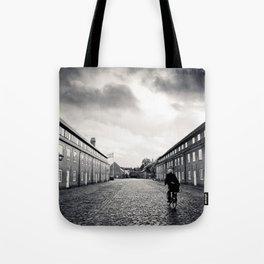 nordic scene Tote Bag