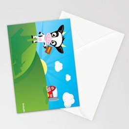 CowMoo Stationery Cards