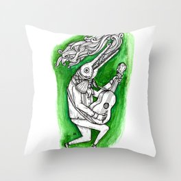 Leonero Throw Pillow