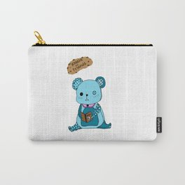 Kookie and Friends Carry-All Pouch