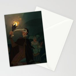 The Cask of Amontillado Stationery Cards