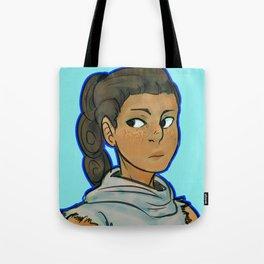 The force awakens: Rey Tote Bag
