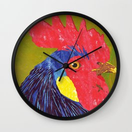 instincts Wall Clock