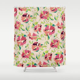 Pink Champagne – Cocktail Time Shower Curtain