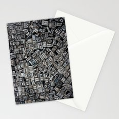 Letters, Letters, Letters Stationery Cards