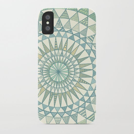 Doily iPhone Case