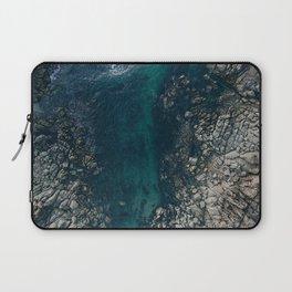 ocean blues II Laptop Sleeve