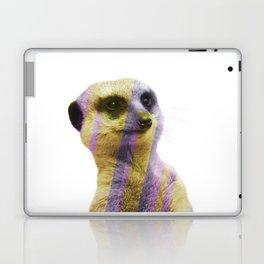 Abstract Meerkat #1 Laptop & iPad Skin