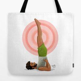 Shoulder Stand Tote Bag