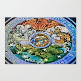 Wizardology Fantasy Canvas Print