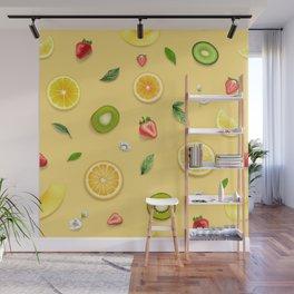 Mixed Fruit 10 Wall Mural