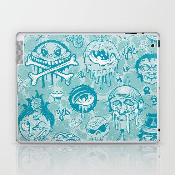 Characters Laptop & iPad Skin