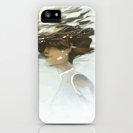 Korra III iPhone Case
