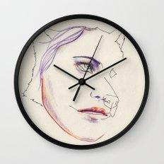 Boudeuse Wall Clock