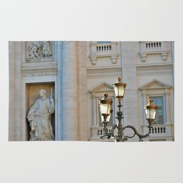 Lovely Sights of Rome Rug