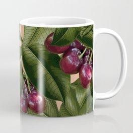 FRUITS AND LEAVES Coffee Mug