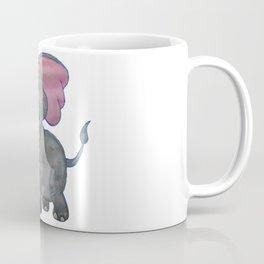 The Happy Elephant Coffee Mug