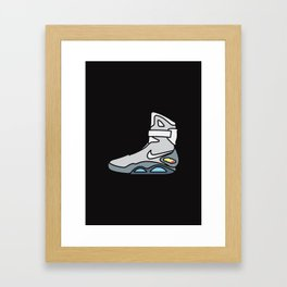 Mike Mag Framed Art Print