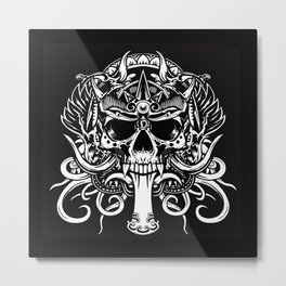 Onset Barong Metal Print