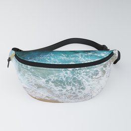 Ocean Waves I Fanny Pack
