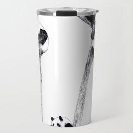 The Panda Tree Travel Mug