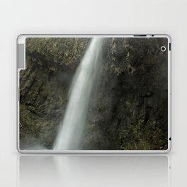 Upper Latourell Falls, No. 2 Laptop & iPad Skin