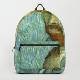 Self-Portrait - Vincent Van Gogh Backpack