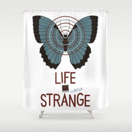 Life is Strange Shower Curtain