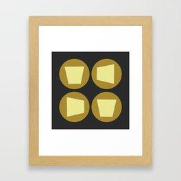 MCM Kop Framed Art Print