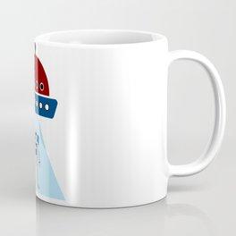 Human Invasion In Style Coffee Mug