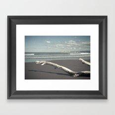 Poverty Bay Framed Art Print