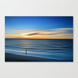 The Perfect Beach Canvas Print