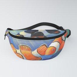 Clownfish Paradise Fanny Pack