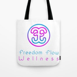 Freedom Flow Bag Tote Bag
