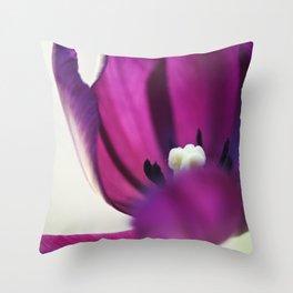Open-Hearted Throw Pillow