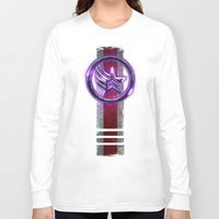 n7 Long Sleeve T-shirts featuring N7 Paragade/Renagon by Toronto Sol