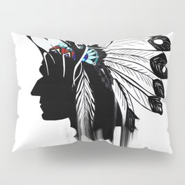 Indian Americans,indigenous,native people Pillow Sham
