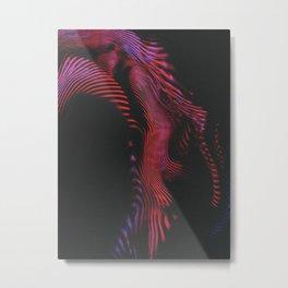 FLUX 3 Metal Print