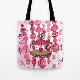 Feria de las Flores Part Deux Tote Bag