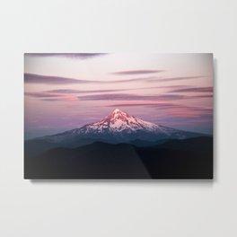 Mount Hood XI Metal Print