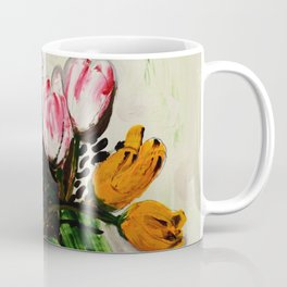 Dying Flowers Coffee Mug