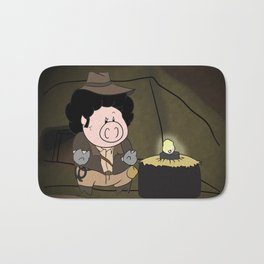 Indiana Pork Bath Mat