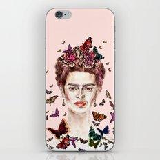 Frida Kahlo - Mexico iPhone Skin