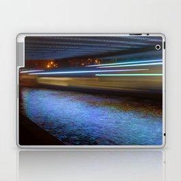 Into the Berlin Blue Night Laptop & iPad Skin