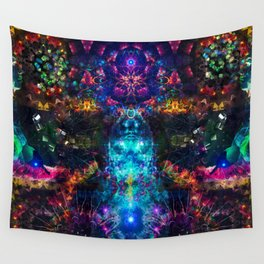 In The Mind's Eyes Wall Tapestry