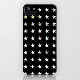 The System - small star iPhone Case
