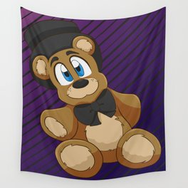 Freddy Plushie Wall Tapestry